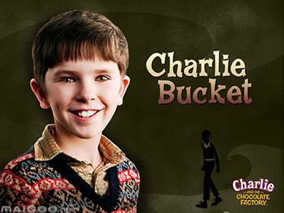 弗莱迪·海默,海默,查理与巧克力工厂,查理