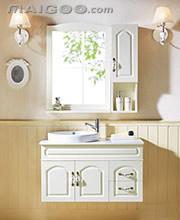 挂墙式浴室柜