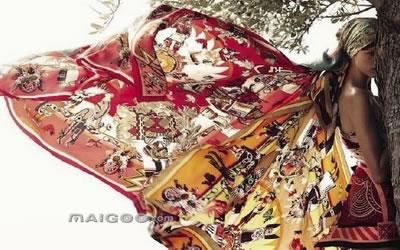 爱马仕丝巾,爱马仕,奢侈品,丝巾,爱马仕故事