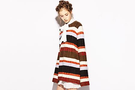 针织毛衣搭配 毛衣衬衫搭配