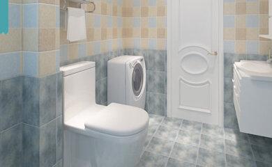 衛浴收納技巧