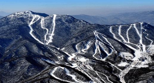 亚布力阳光滑雪场
