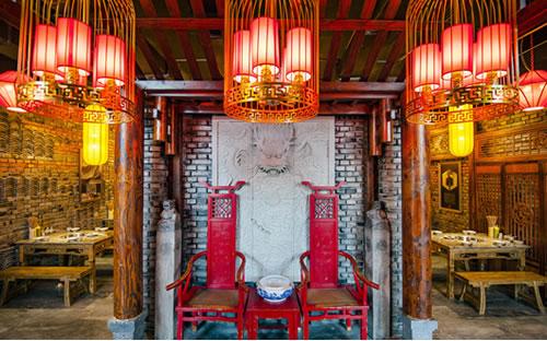 火锅店的室内设计