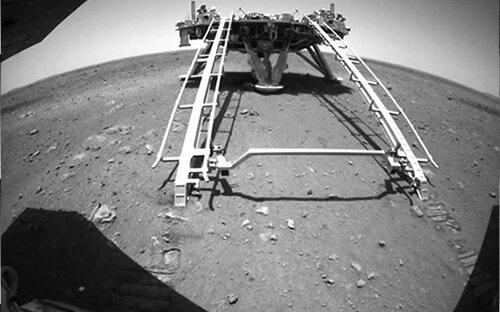 祝融号 祝融号火星车